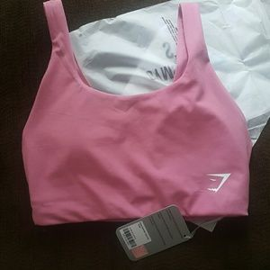 Dreamy Sports Bra-Dusky Pink